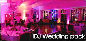 IDJ Wedding party pack
